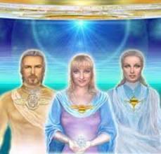 """THARAIS , THAMARHA et ALESHANDRA ,Fils ,Fille , et petite fille de SHAIMHAL,  Monarche actuel des fils de la loi unique , """"Les ATLANTES"""""""