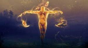 Niveau 6 notre âme a atteins, la sagesse divine, elle est devenu une entité angélique.