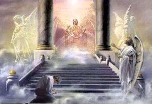 Vis aujourd'hui dans l'humilité et la foi, car ton heure venue c'est DIEU qui jugeras de tes actes.