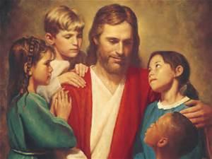 Quand les hommes par sa pureté, devriendront des enfants, alors le regne des cieux sera leur demeure.